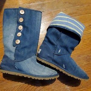 Australia Uggs Jean Boots
